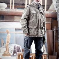 sochař Kurt Gebauer