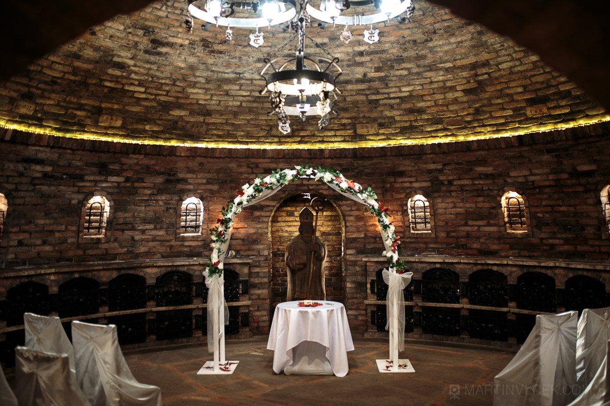Vinařství u Kapličky Rotunda