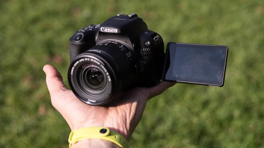 Canon 200D - test zrcadlovky z pohledu fotografa  Jak se s